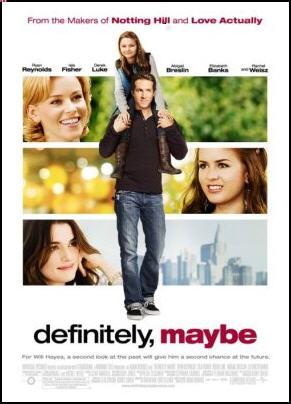 Definitely, Maybe movie review