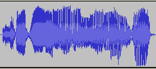 Samantha Waveform with Correct Volume Setting