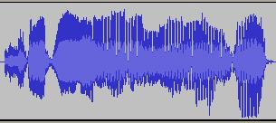 Samantha Waveform with Correct Volume Setting