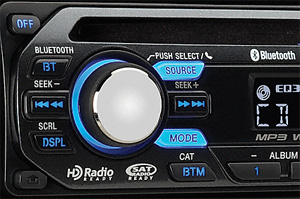 Sony MEX-BT2600 Car Stereo with Bluetooth Connectivity
