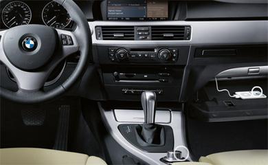 BMW iPod integration