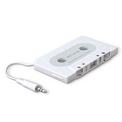 iPod cassette adapter